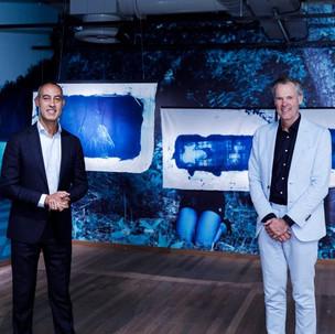 Exposities Kruispunt en Remix Rotterdam geopend in Wereldmuseum