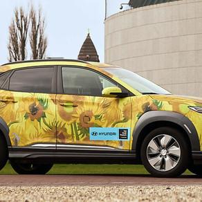 Hyundai verlengt partnerschap met Van Gogh Museum