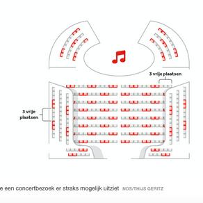 Inrichting van '1,5m-publieksruimtes', hoe ziet dat eruit?