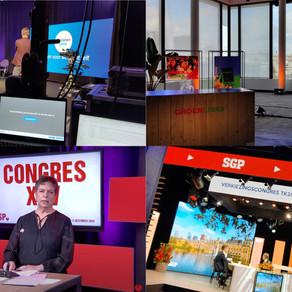 Tilburgse stem-experts ondersteunen landelijke partijcongressen