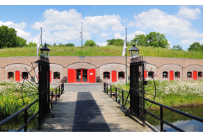 Fort Voordorp sluit haar monumentale deuren