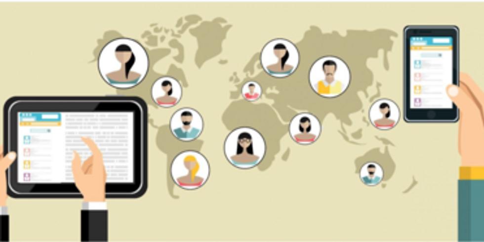 Online demo's digitale platforms en VR-mogelijkheden