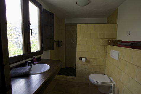 Mulhacen bathroom