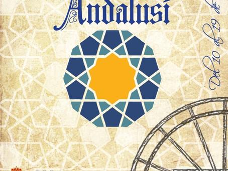 10-19 abril: VI semana cultural Andalusí