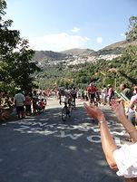 La Vuelta de España, Las Hazas Llanas