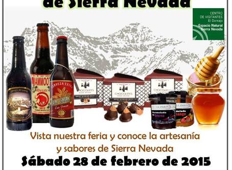 Feria Productos Locales de Sierra Nevada