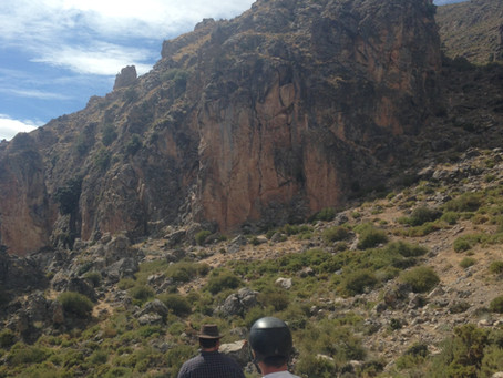 Spectacular Horseback Riding in Sierra Nevada