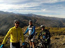 Mountain bike, Gravel bike, Road bike in Sierra Nevada