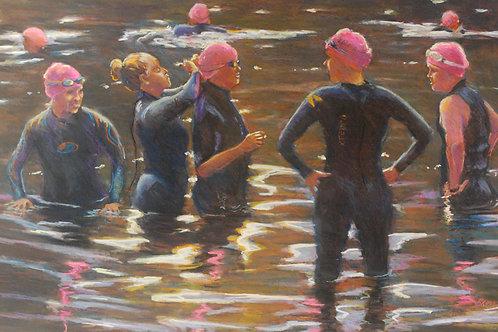 Pink Ladies by Terri Brooks