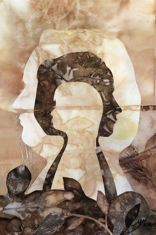 Ancestral Wisdom by June McLeavey