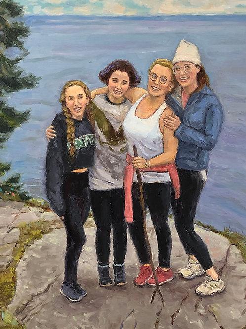 Sister Squad by Pamela Lussier