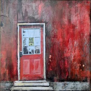 Red Door BLM