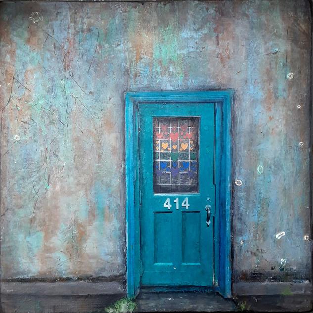 Blue Door :414