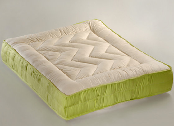 "Kapok King Mattress (80""x80""x6"")"