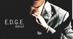 EDGE Black Suit