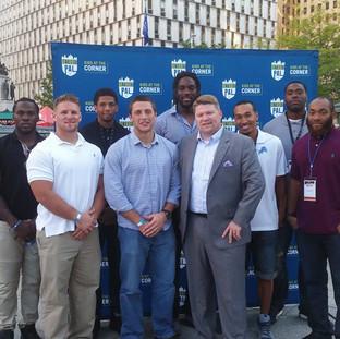 NFLPA and Detroit PAL