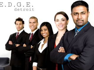 E.D.G.E. detroit is changing how business development is done..
