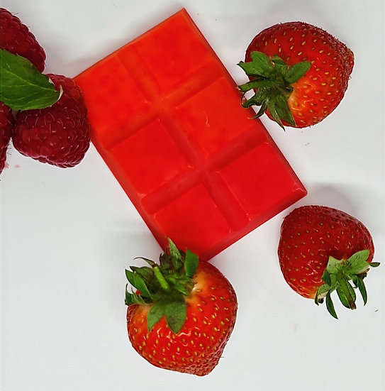 Strawberry & Raspberry Small Snap Bar