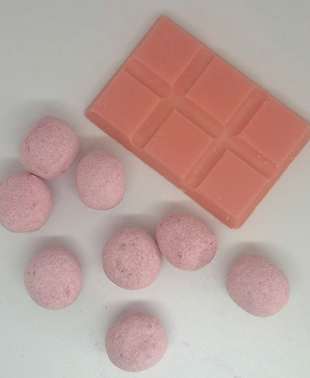 Strawberry Bonbon Small Snap Bar