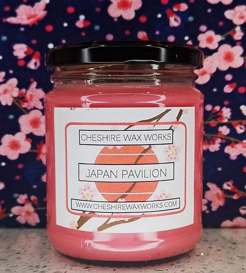 Japan Pavilion Candle
