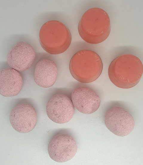 Strawberry Bonbon Domes