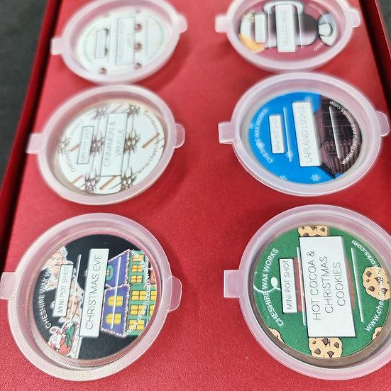 Christmas Collection Box