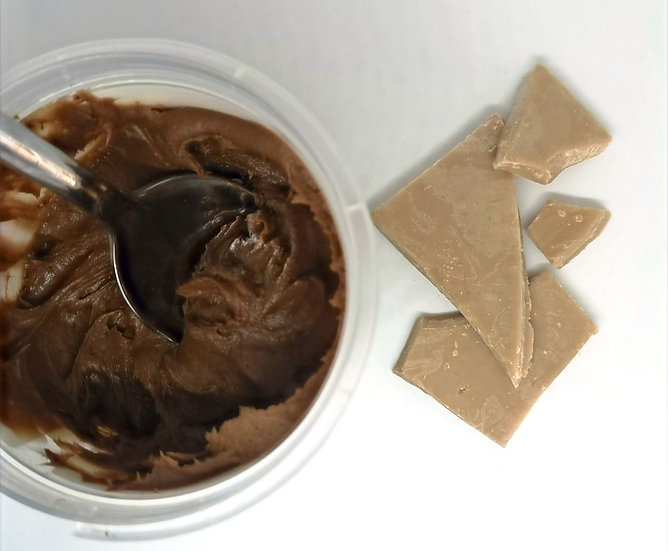 Salted Bourbon Buttercream Brittle