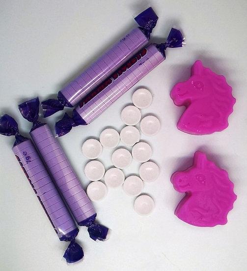 Violet Sweets Unicorns