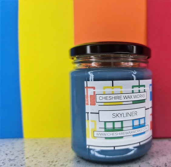 Skyliner Candle