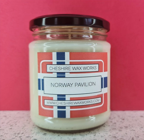 Norway Pavilion Candle