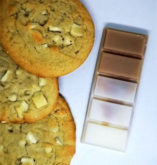 White Chocolate Cookie Large Snap Bar