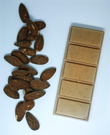 Almond Large Snap Bar