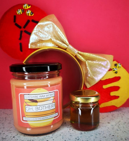 Oh, Bother! Candle