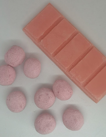 Strawberry Bonbon Large Snap Bar
