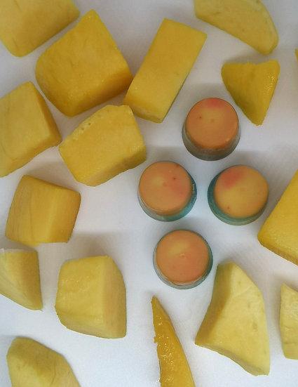 Juicy Mango Domes