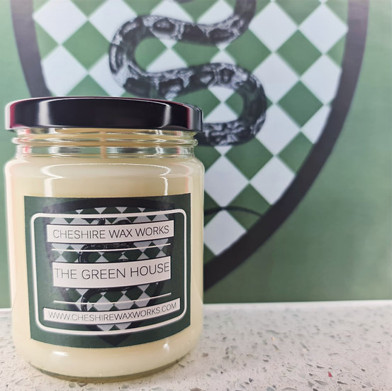 The Green House Candle