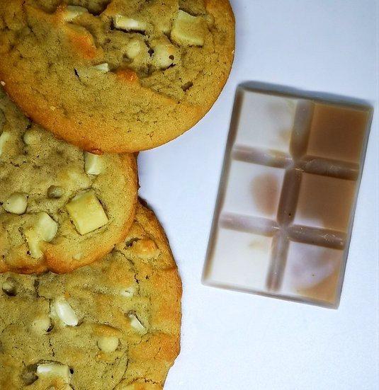 White Chocolate Cookie Small Snap Bar