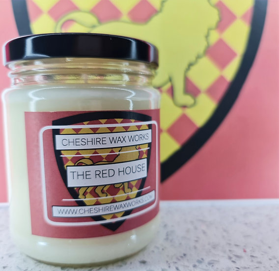 The Red House Candle
