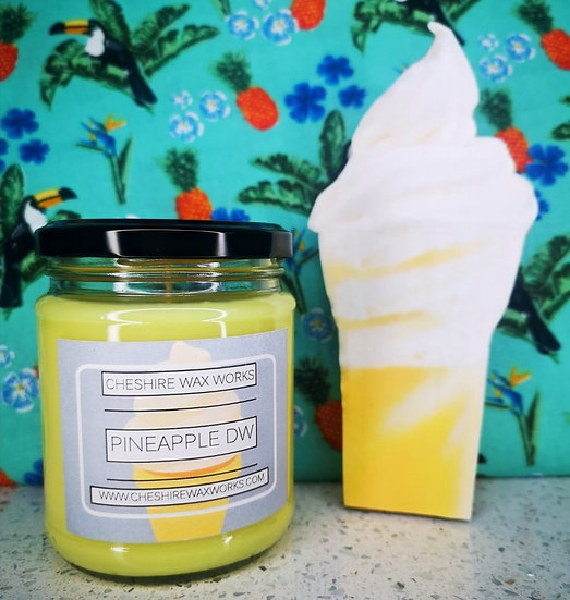 Pineapple DW Candle