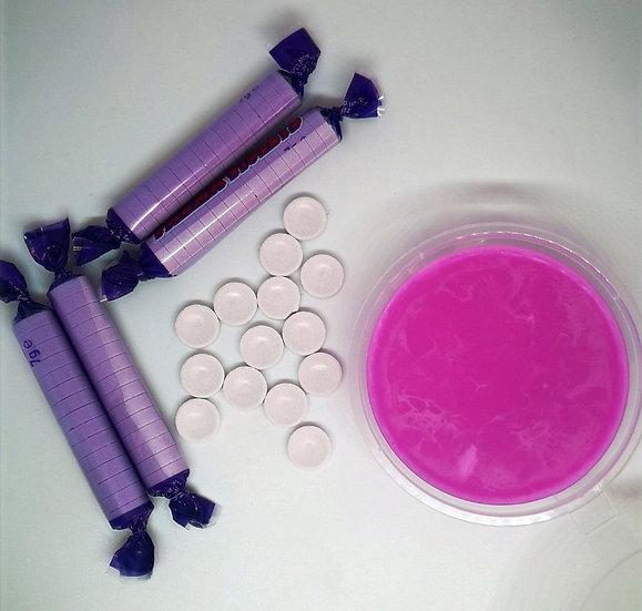 Violet Sweets Pot Shot