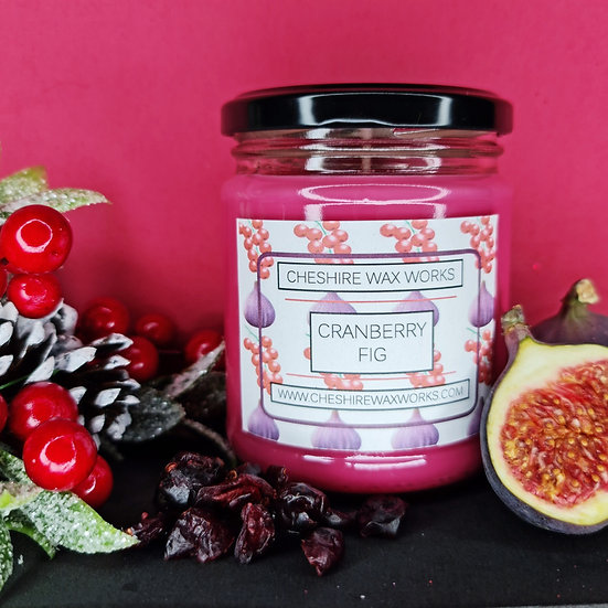 Cranberry Fig Candle