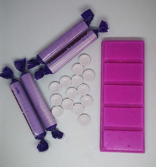 Violet Sweets Large Snap Bar