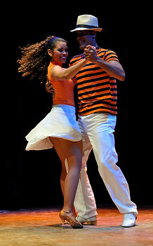 Samba de Gafieira Zona Leste São Paulo I Sintonia Oficina de Dança Arte e Movimento