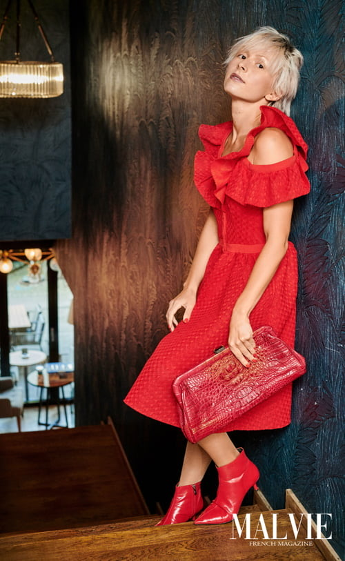 Insiderlook Style Consulting & Creative Solutions Editorials für Malvie Magazine Paris