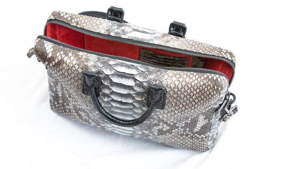 Pythonleder Briefcase