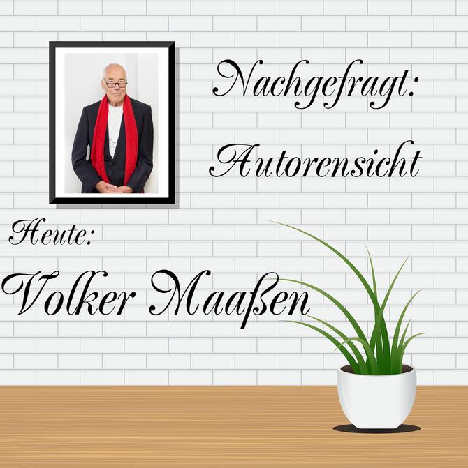 NACHGEFRAGT: AUTORENSICHT - Volker Maaßen