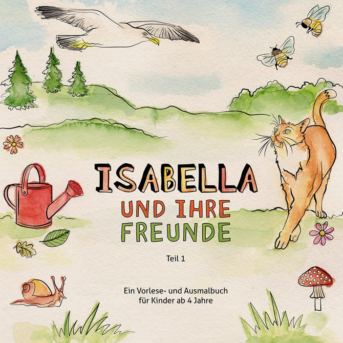 Isabella und ihre Freunde von Ingrid Metz-Neun