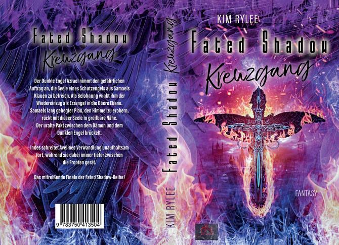 Fated Shadow III - Kreuzgang von Kim Rylee
