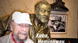 Kuba, Hemingway, eine Cohiba + ich von Wolf-Ulrich Cropp