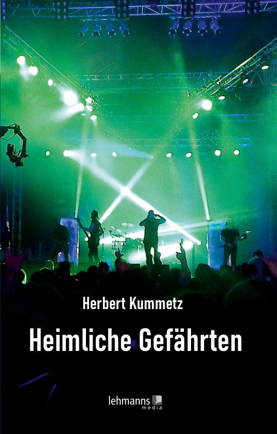 Heimliche Gefährten von Herbert Kummetz